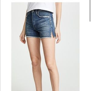 Citizens Of Humanity Alyx High Rise Shorts